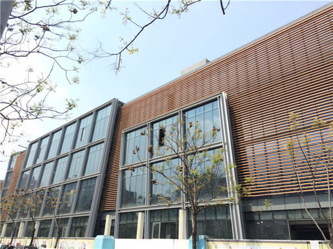 Thermal Insulation Terracotta Facade System For Building Exterior Wall Coatings